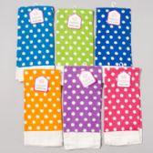 144 Units of Kitchen Towel 15 X 25 Assorted Colors - Towels