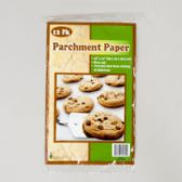 144 Units of 12 Pack Parchment Paper Sheet Size - Baking Supplies