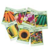 Seed Shipper 1200pc Asst Veg/ Flowers Valley Green Approx 60% Veg And 40% Flowers - Garden Tools