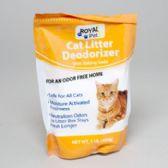 12 Units of Cat Litter Deodorizer 1 Lb Bag Royal Pet