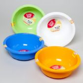 48 Units of 2 Pack 9 Inch Dinner Bowl - PLASTIC BOWLS/PLATES