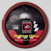 20 Units of STEERING WHEEL COVER FOOTBALL ON PEGGABLE CARDBOARD INSERT