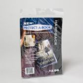 240 Units of Protect-a-Book Hard Back Book Cover - Book Covers