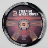 20 Units of STEERING WHEEL COVER SNAKE LOOK ON PEGGABLE CARDBOARD INSERT