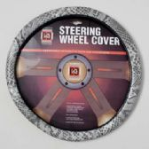 20 Units of STEERING WHEEL COVER SNAKE/ MASSAGE ON PEGGABLE CARDBOARD INSERT