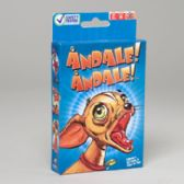 192 Units of Andale Andale Card Game Boxed, - Dominoes & Chess