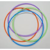 "48 Units of Fun Hoops 27"" 3 Asstd Colors Random"