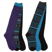 120 Units of Tipi Toe Knee Highs - Womens Knee Highs