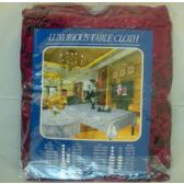 36 Units of 98''x59'' Table cloth - Table Cloth