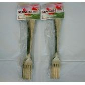 144 Units of 5pc Fork set - Plastic Serving Ware