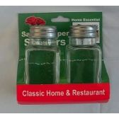 144 Units of Salt & Pepper Shaker - Kitchen