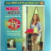 24 Units of Magic door curtain - Home Accessories