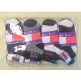 360 Units of CHILDREN'S ANKLE SOCKS SIZE:4-6 - Boys Ankle Sock