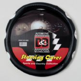 40 Units of Steering Wheel Cover Baseball On Peggable Crdbrd Insert *9.99*