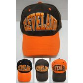 24 Units of CLEVELAND Ball Cap