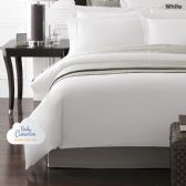 12 Units of Becky Cameron 1800 Series 3-PC Ultra-Fine Weave Combed Microfiber Duvet Cover Case King Size White