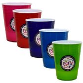 96 Units of Tumbler Colors 16oz - Plastic Drinkware