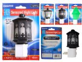 96 Units of Led Night Light 2asst Design Blist - Night Lights
