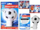 96 Units of Led Night Light 4asst Design Blist - NIGHT LIGHTS