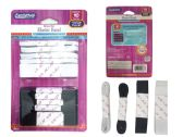 144 Units of Elastic Band 10pc 2asst Packing 1/Pc - Hair Accessories