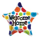 100 Units of Balloon CV 18 DS Welcome Home Star