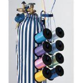 6 Units of Ribbon Dispenser 8 Spool - Bows & Ribbons