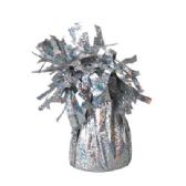 72 Units of Wght Tinsel Silver Sprkl 4.75oz - Party Misc.