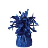 72 Units of Wght Tinsel Blue Sprkl 4.75oz - Party Misc.