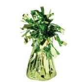 72 Units of Wght Tinsel Lm Green Shiny 4.75oz - Party Misc.