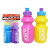96 Units of Water Bottle 2pc 350ml - Storage Holders and Organizers