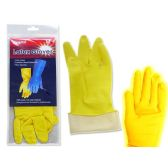 144 Units of Gloves Latex 1 Pair Medium - Kitchen Gloves