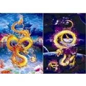 20 Units of 3D Picture 23--Water Dragon - 3D Pictures