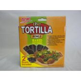 24 Units of TORTILLA BOWL 2 PACK - Kitchen