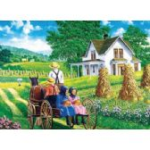 20 Units of 3D Picture 95--Amish Family - 3D Pictures