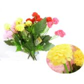 144 Units of 9 HEAD FLOWER BOUQUET - Artificial Flowers