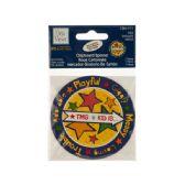 180 Units of Kids Chipboard Spinner Sticker - SCRAPBOOK ACCESSORIES