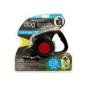 6 Units of Retractable Dog Leash with LED Light - Pet Collars and Leashes