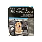 6 Units of Hammock Style Backseat Cover - Pet Accessories