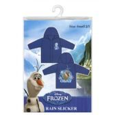 24 Units of Disney Frozen Raincoat size 2-3 - Umbrella