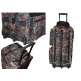 "8 Units of ""E-Z Roll"" 30"" Hunting Rolling Duffel - Travel"