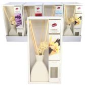 24 Units of Reed Diffuser Assorted Scents Display