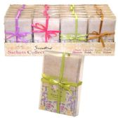 144 Units of Sachet Scented 3Pack Assorted Display - Incense