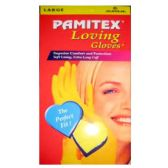 72 Units of SMALL DISH WASHING GLOVES SMALL YELLOW GLOVES - Latex Gloves