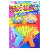 288 Units of DOUBLE DART GUN WITH TARGET DOUBLE DART GUN - DARTS/ARCHERY SETS