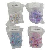 144 Units of HAIR CLIPS - Hair Fancy Clips