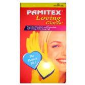 72 Units of MEDIUM DISH WASHING GLOVES MEDIUM YELLOW GLOVES - Latex Gloves