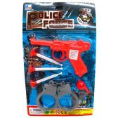 144 Units of POLICE FORCE W/ DARTS - DARTS/ARCHERY SETS
