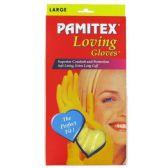 144 Units of DISHWASHING GLOVES LARGE LONG CUFF BOXED - Latex Gloves