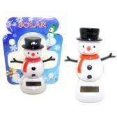 96 Units of SOLAR POWERED SNOWMAN - Solar Merchandise