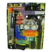 24 Units of SRT SPECIAL RESPONSE TOY GUN AND HANDCUF SRT SPECIAL RESPONSE TOY